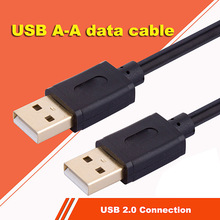 Extension A USB Cable to Male High Speed Cord Data Adapter Sync Cable For HD Car Radiator Webcom 10M 20M Extender Cable(China)