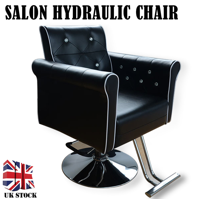 Shellhard Adjustable Classics Soft Barber Salon Chair Hydraulic Chair Hairdressing Styling Furniture Black the barber chair hairdressing chair hydraulic chairs hairdressing chair