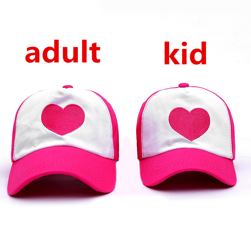 VORON Girls Children Cute Gravity Falls Dipper Mabel Rose Heart Mesh Summer Caps Girl Cool Net Mesh Trucker Hat Cap Summer gravity falls dipper s and mabel s guide to mystery and nonstop fun