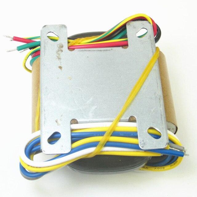 30W 15V * 2 + 6V * 2 transformateur R core 115V/230V pour dac as es9018 9028 9038 preamplificateur alimentation livraison gratuite