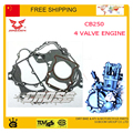 t  xt250 t6 KAYO BSE Dirt pit Bike ATV quad Parts accessories ZONGSHEN CB250 250CC 4 Four Valve Water Cooled Engine Gaske
