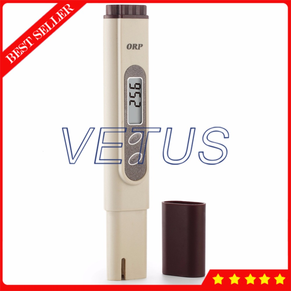 ORP-169B Pen Type Redox Detector ORP Meter with Digital Water Treatment Tester Waterproof Aquarium tool pen type orp meter portable industry and lab use water analyzer redox meter drinking water quality analysis device orp2069