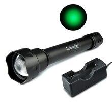 UniqueFire High Quality UF font b Flashlight b font 1501 XRE Zoom 3 Modes 38mm Focus