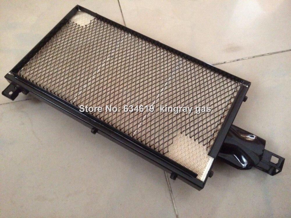 Top quality gas ceramic infrared burner, powder coating curing burner, burner for bbq,kebab,biscuit,rubber glove drying