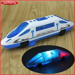 Новая гармония карданный эмуляции поезда детская Игрушечные лошадки omni-направление Электрический CRH высокое Скорость поездов игрушка в