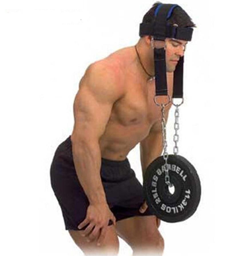 ראש צוואר כוח כוח השרירים אימונים - כושר ופיתוח גוף