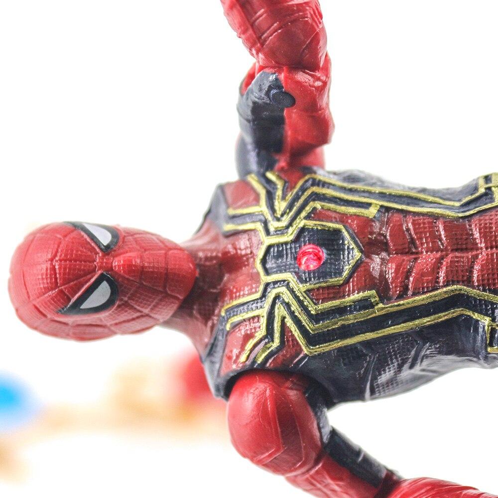 Marvel Legend Universe Spiderman Action Figuren Spielzeug DE 7in Spiderman Toys