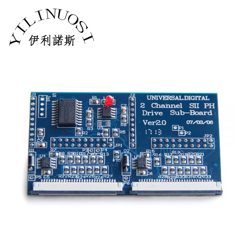 Orignal Printhead Transfer Board för Infiniti FY-3206S / - Kontorselektronik