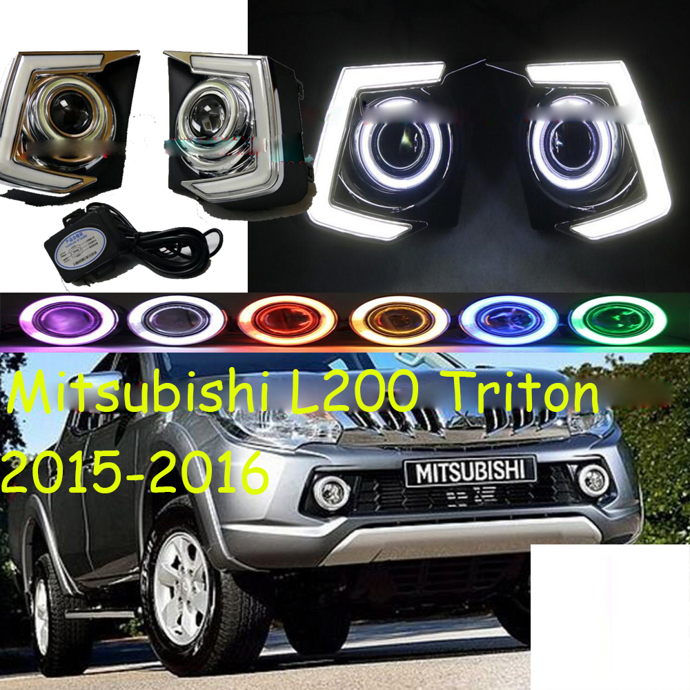 2015~2017 Triton fog light,Free ship!halogen,Triton headlight,ASX,3000GT,Expo,Eclipse,verada,Triton,nimbus,sport;Triton day lamp экран для ванны triton пеарл шелл r