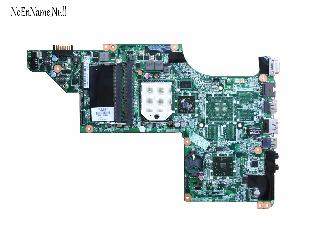 Laptop Motherboard For Hp DV7 DV7-4000 605496-001 Motherboard DAOLX8MB6D1 Notebook Mainboard Free Shipping