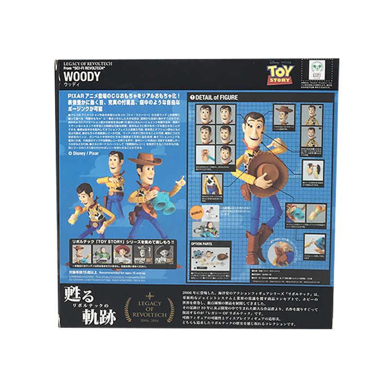 6 inç 3 Tipi Revoltech Bilimkurgu Jeesie Woody Talking Buzz Lightyear Action Figure Oyuncak Hediye Çocuklar Için