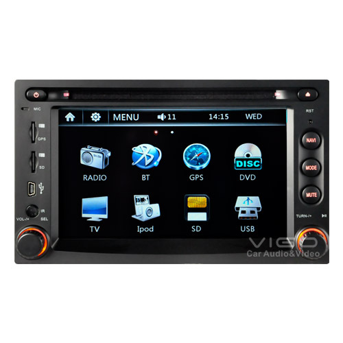 car stereo gps navigation  honda cr  crv fit jazz   radio dvd player multimedia