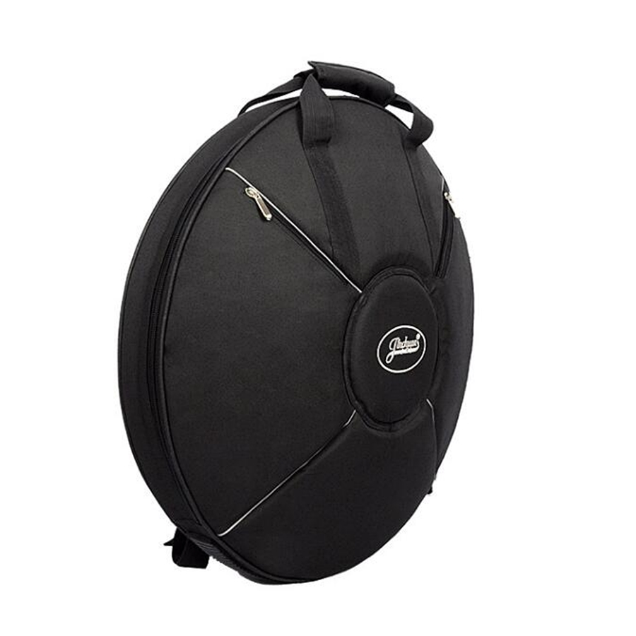 hand pan drum bag percussion instruments accessories hang drum double shoulders bag thickness. Black Bedroom Furniture Sets. Home Design Ideas