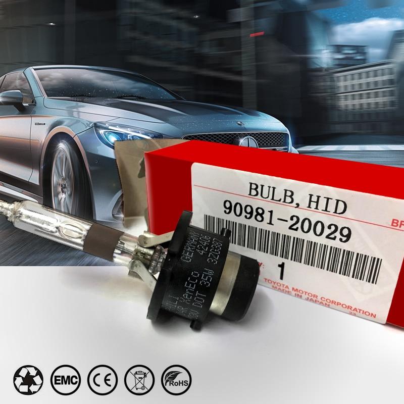 セット (10) d4R 90981 20029 4300 k 6000 k 35 ワット HID 電球 D4R ヘッドライト HID 電球ヘッドライトランプトヨタ  グループ上の 自動車 &バイク からの 車のヘッドライトの球 (LED) の中 1