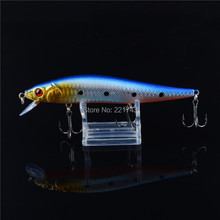 23g 14cm 1pcs hard bait winter fishing lure minnow ice sea fishing tackle fishing kit jig wobbler lure jerk bait