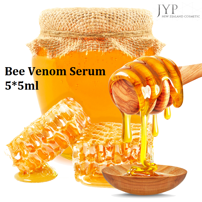 Original NewZealand Organic Natural Bee Venom Serum Manuka Honey Face Cream Whitening Anti Aging Moisturizing Firming Skin care