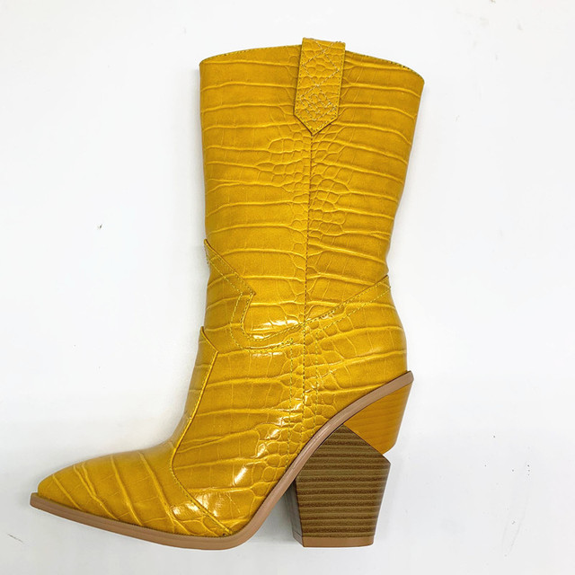 Wedge Boots  2