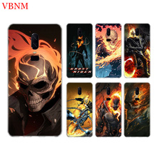 Ghost Rider Cage Funny Phone Back Case For OnePlus 7 Pro 6 6T 5 5T 3 3T 7Pro 1+7 Art Gift Patterned Customized Cases Cover Coque