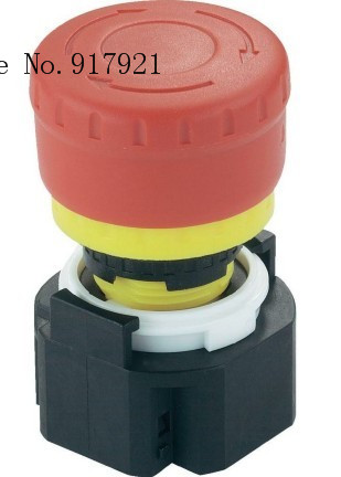 [ZOB] Emergency stop switch XA1E-BV311 idce Izumi 16mm diameter hole XA1E-BV312 rotary switch  --2PCS/LOT