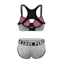 Hot back Closure Bra Sexy Cute vs Pink Back Gray Bra set Push Up Secret Lace Women Underwear Panty Set Lingerie Bra