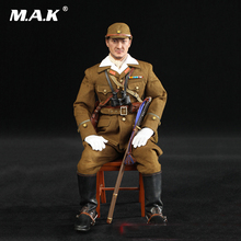1/6 Scale Male Solider Action Figure Imperial Japanese Army First Lieutenant Sachio Eto Model Toys for Collection