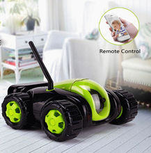 Rc автомобиль с IP Камера 4ch Wi-Fi бак облако Rover IV воспроизведения видео бытовой Приспособления ИК Дистанционное управление одной кнопки home 77899