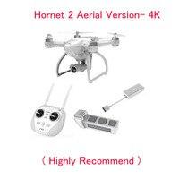 JYU Hornet 2 гонки Drone/стандартная версия/FPV версия/4 К Versinon с 1080 P камера HD 3 осное RC Quadcopter RTF