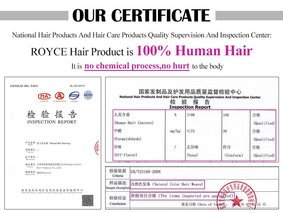8 human hair