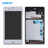 5 2 White For Sony Xperia Z3 D6603 D6643 D6653 LCD Display And Touch Screen Digitizer