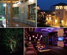 Outdoor Laser Projector Sky Star and Spotlight Shower