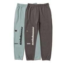 Calabasas  Season 5 Sweatpants Cargo Pants Men Camouflage Hip Hop Kanye West 19SS Joggers Military Sweatpants Calabasas Trousers