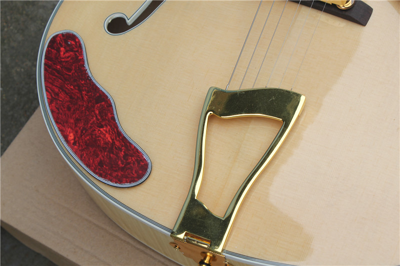 maple wood color free shipping new top quality musical instrument natural maple