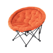 Comfortable Lazy Sofa Portable Folding Soft Singel Chair Reclining Lying Leisure Short Plush Foldable Washable Home