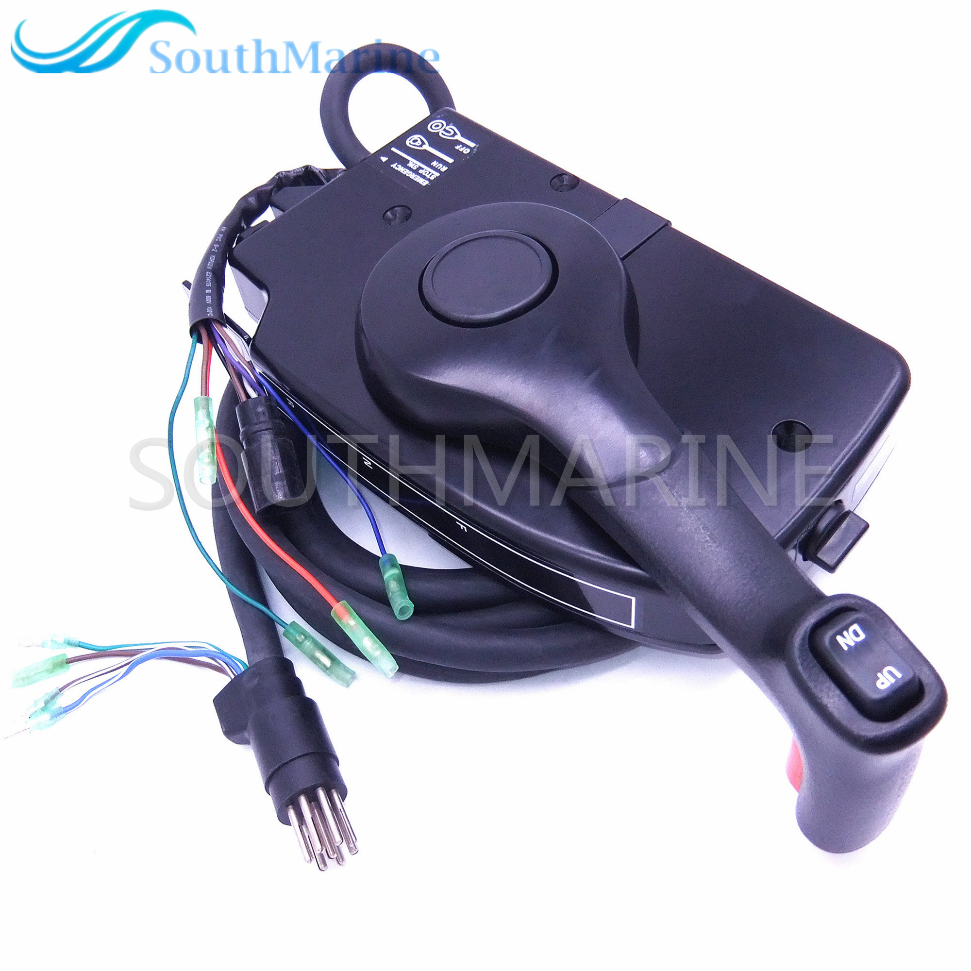 us $221 38 10% off boat motor side mount remote control box 881170a15 with 8 pin for mercury outboard engine pt ,free shipping in boat engine fromSide Mount Control Box Including Mercury Outboard Remote Control Parts #4