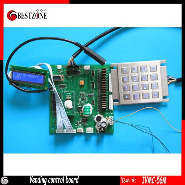 Carta di credito Distributore Automatico di scheda di controllo della macchina o il controller o scheda madre con interfaccia MDB e DEX