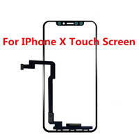 AttenNew High Quality For IPhone X Touch Screen Panel Digitizer Glass Sensor Replacement For IPhone 10