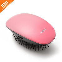 Original Xiaomi mijia Comb Mi Home Portable Brush Care Beauty Anion Hair Care Scalp Massage Anti static Comb Salon Styling HOT