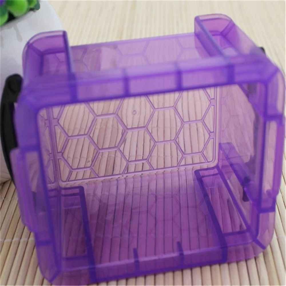 Mini caixa de bloqueio doces cor trompete caso super caixas de armazenamento festa de casamento favor sundries organizador recipiente novo