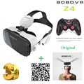 Original Xiaozhai BOBOVR Z4 Virtual Reality 3D VR Glasses for 3.5 - 6.0 inches PhonesiOS/Android  + Game Bluetooth Gamepad