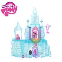 My Little Pony Brinquedos Para A Menina De Cristal Castelo Casa Friendship Is Magic Princesa Cadance Enxurrada colletion Modelo Do Coração Do Bebê Bonecas