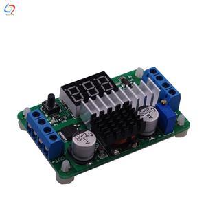 Image 3 - 10 Uds LTC1871 100W/6A DC fuente de alimentación convertidor de aumento DC 3,5 V 30V 5v 12v 6a 100W convertidores ajustables + voltímetro LED rojo