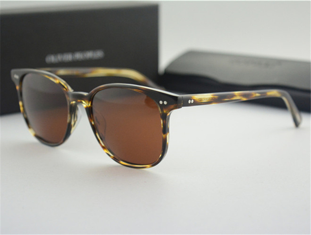 8c357a199c Famous Women Brand Designer Sun Glasses Men Oliver Peoples Scheyer  Sunglasses OV5277U High Quality Unisex Round Glasses With Box