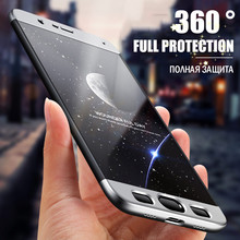 360 Full Protective For Xiaomi Redmi 4X Note 4X Full Cover PC Hard Cover For Redmi 4X Note 4 Phone Shell Cases
