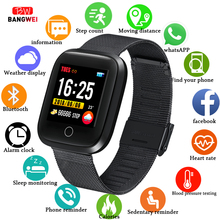 LIGE New OLED Bluetooth Smart Watch Stainless Steel Waterproof Wearable Device Smart Bracelet Watches Men Women Fitness Tracker diggro q8 oled bluetooth fitness smart watch stainless steel waterproof wearable device smartwatch wristwatch men women tracker