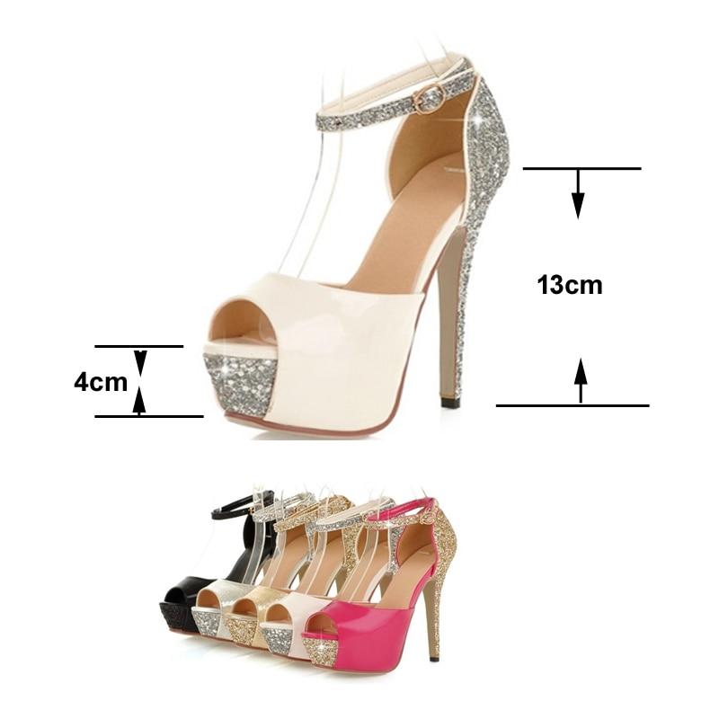 Produs Reave Cat High Quality Glittering Size 34 43 Y Heels Platform Shoes Pumps Women S Dress Fashion Wedding Lady