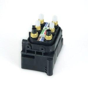 Image 3 - Für A6 AUDI A6/AVANT A7 AUDI A7 SPORTBACK 2011 2014 Luftfederung Magnetventil Block 7L8616007A 4H0616013