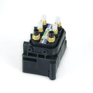 Image 3 - For A6 AUDI A6/AVANT A7 AUDI A7 SPORTBACK 2011 2014 Air Suspension Solenoid Valve Block 7L8616007A 4H0616013