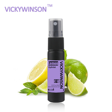 VICKYWINSON Lemon hydrolat 10ml muscle fine genuine natural lemon grass Hydrosol Moisturizing Lotion WC12