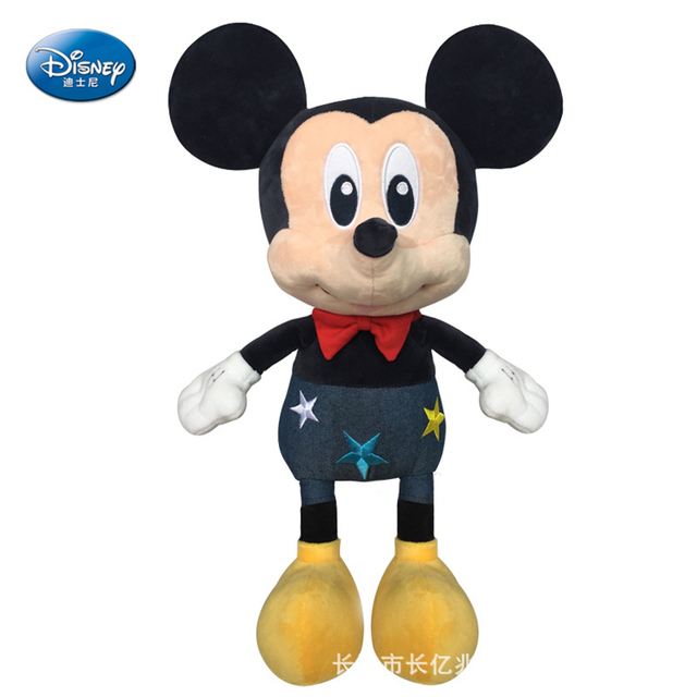 30b98b401d7 Disney mickey Minnie mouse 38-centimeter stuffed toy stuffed toy girl  stuffed toy cartoon Mickey Mouse Christmas gift SZZ041