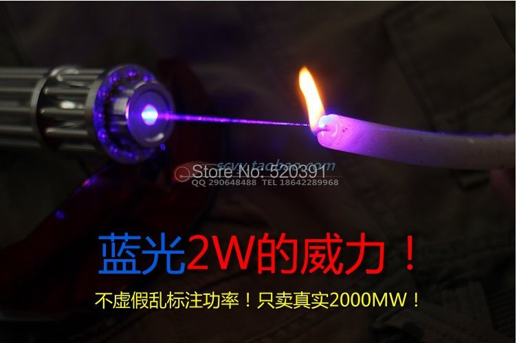 Strong power Military 100000mw/100w 450nm Blue Laser pointer Flashlight Lazer cannon Burning match/paper/black/Burn light cigars strong power military green laser pointer 100000mw 532nm flashlight lazer burning match burn cigarettes 5 caps charger gift 100w